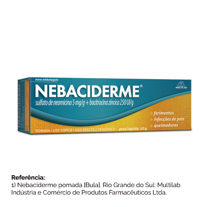 NEBACIDERME®